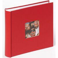Walther Design Album Fotografico Fun Memo 10x15cm Rosso 200 Foto