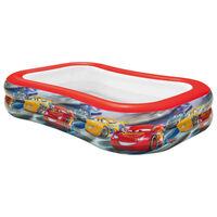 Intex Piscina Cars Swim Center Multicolore 262x175x56 cm