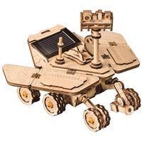 Robotime Auto Giocattolo a Energia Solare Vagabond Rover