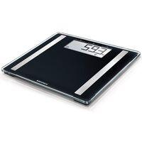 Soehnle Bilancia da Bagno Shape Sense Control 100 180 kg Nera 63857