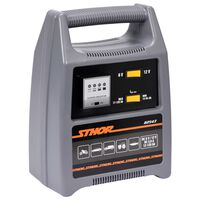 Sthor Battery Charger with LED 6/12V 8A 120Ah