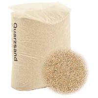 vidaXL Sabbia per Filtro 25 kg 0,4-0,8 mm