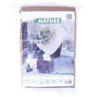 Nature Copertura Antigelo per Piante in Pile 60 g/m² Beige 2x5 m
