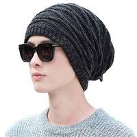 Cappello / Sciarpa Invernale Multifunzionale - Nero