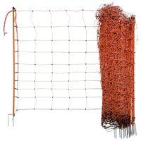 Neutral Rete per Pecore Elettrificabile OviNet 90 cm Arancione