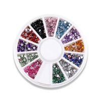 Pietre decorative per unghie Multicolore
