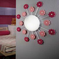 EGLO Lampada da Parete / da Soffitto VIKI 1 Rosa 92147