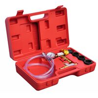 vidaXL Kit Raffreddamento Auto e Riempimento Sistema Circuiti 6 pz