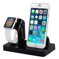 Dock di ricarica per iPhone 5/6/7/8 e Apple Watch