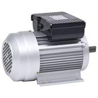 vidaXL Motore Elettrico Monofase Alluminio 2,2kW/3HP 2 Poli 2800 RPM