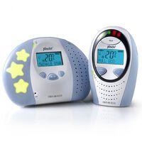 Alecto DECT Monitor per Neonati DBX-88 ECO Bianco/Blu