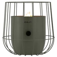 Cosi Lanterna a Gas Cosiscoop Basket Oliva