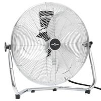 vidaXL Ventilatore da Pavimento a 3 Velocità 60 cm 120 W