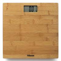 Tristar Bilancia Pesapersone 180 kg in Bambù