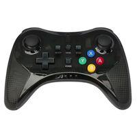 Controllo wireless per Nintendo Wii U - Nero
