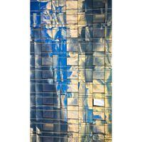 HOMEMANIA Tappeto Stampato Glass 1