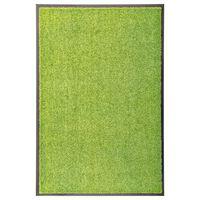 vidaXL Zerbino Lavabile Verde 60x90 cm