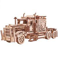 Wood Trick Kit per Modellino in Scala Legno Camion