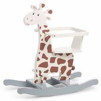 CHILDHOME Giraffa a Dondolo Ecru
