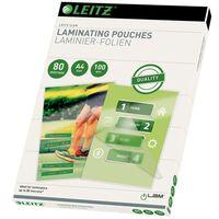 Leitz Sacchetti di Laminazione 80 Micron A4 100 pz