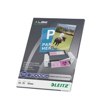 Leitz Buste di Laminazione ILAM 250 Micron A3 25 pz