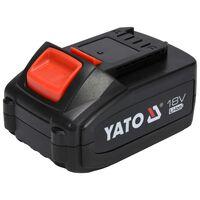 YATO Batteria agli Ioni di Litio 3,0Ah 18V