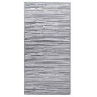 vidaXL Tappeto da Esterni Grigio 160x230 cm in PP