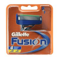 Lama di rasoio Fusion confezione da 4