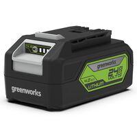 Greenworks Batteria 24 V 4 Ah