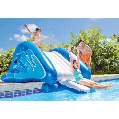 Intex Acquascivolo Gonfiabile Kool Splash Blu