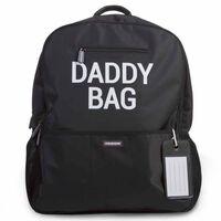 CHILDHOME Zaino per Pannolini Daddy Bag 40x20x47 cm Nero