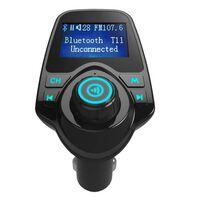 Adattatore vivavoce Bluetooth per auto con lettore MP3