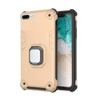 Cover magnetica extra antiurto per iPhone 7 Plus 8 Plus con supporto a