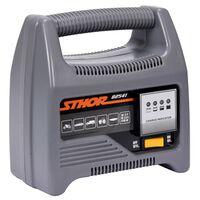 Sthor Caricabatterie con LED 12V 4A 60Ah