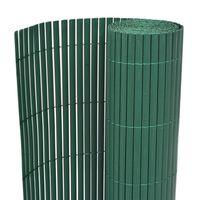 vidaXL Recinzione da Giardino a Doppio Lato 170x300 cm Verde