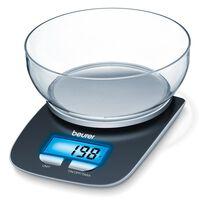 Beurer Bilancia da Cucina KS25 3 kg Nera 704.15