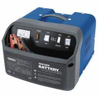 Draper Tools Caricabatterie 30,5x29x21,5 cm 12/24 V 30 A