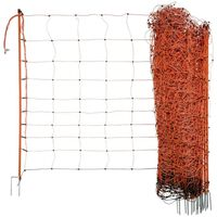 Neutral Rete per Pecore Elettrificabile OviNet 108 cm Arancione