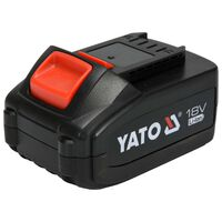 YATO Batteria agli Ioni di Litio 4,0Ah 18V