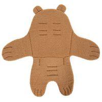 CHILDHOME Cuscino per Sedile Universale Teddy Beige