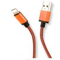 Cavo di ricarica intrecciato USB-C 1m - Arancione