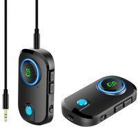 Trasmettitore vivavoce wireless Bluetooth AUX