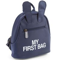 CHILDHOME Zaino per Bambini My First Bag Blu Marino