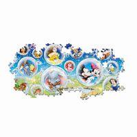Clementoni Puzzle Panorama Disney 1000 pz