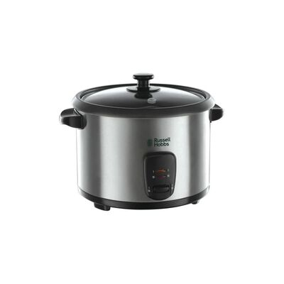 Russell Hobbs Cuociriso Cook@Home 10 Tazze 1,8 L Argento