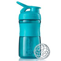 "BlenderBottle Shaker Cup ""SportMixer"" 590 ml Teal"
