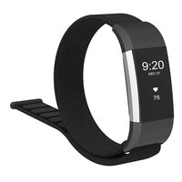 Braccialetto Fitbit Charge 2 In Nylon Nero