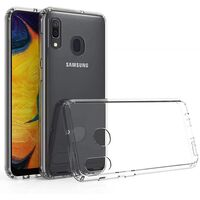 Custodia trasparente per Samsung M30 / A40S