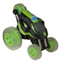 Happy People Auto Acrobatica Giocattolo Power Tumbler Verde e Nero
