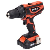 YATO Drill Driver with 2,0Ah Li-ion Battery 18V 40Nm